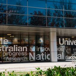 An image of ANU Chifley Library